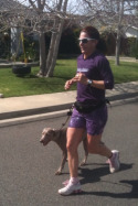Post image for Chasing Away Depression:  Run With Your Dog