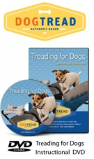 Treading for Dogs DVD